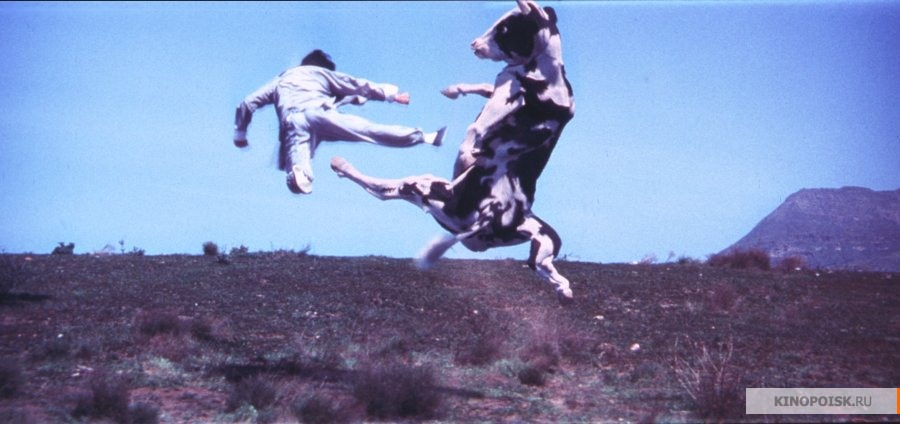 кадр №2 из фильма Кунг По: Нарвись на кулак - смотреть онлайн