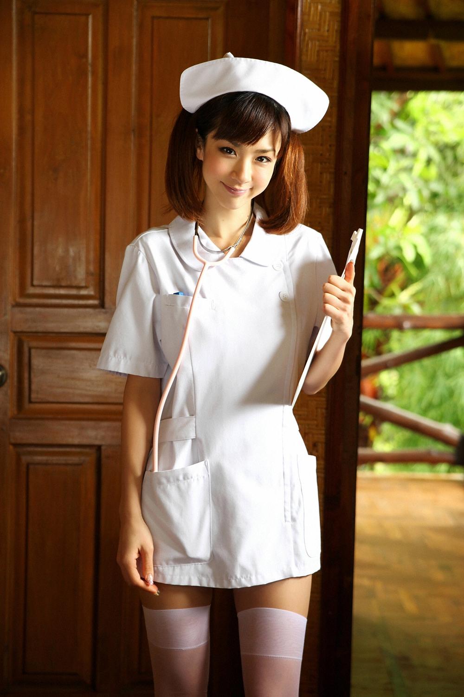Японские медсестры в аниме 24 фотография