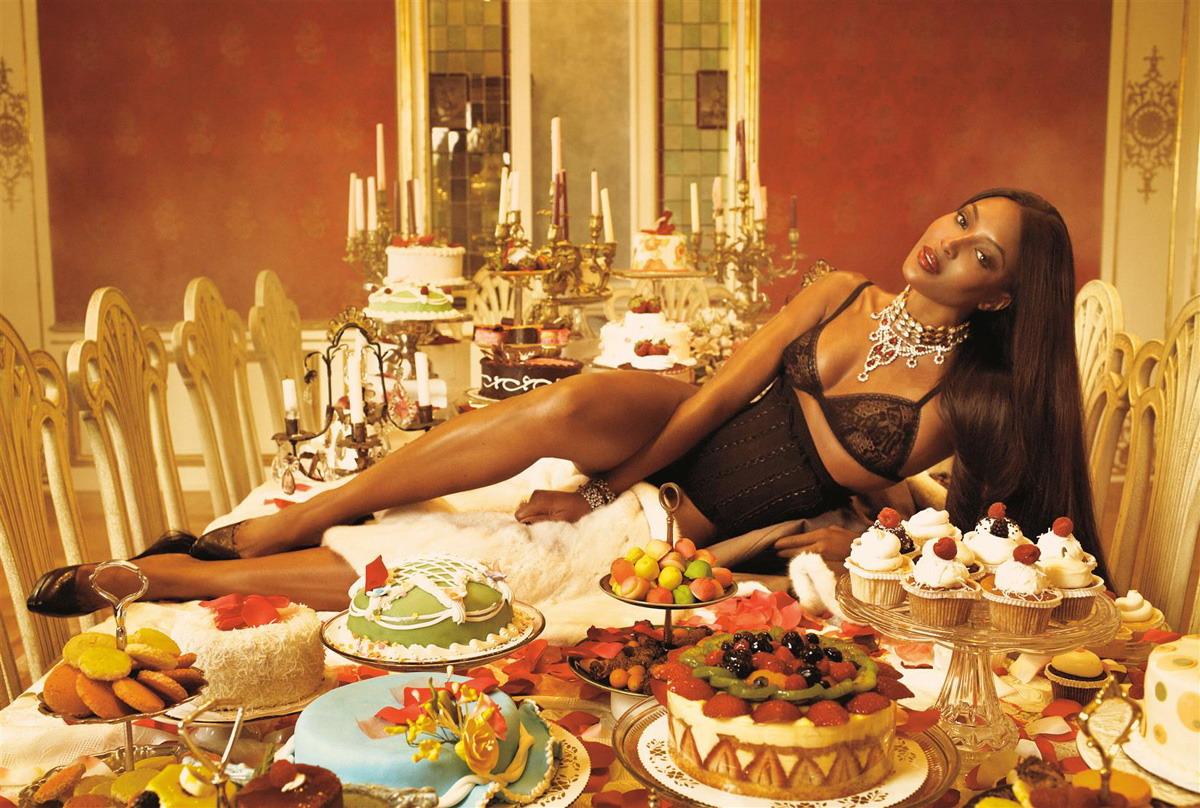 Самые аппетитные темнокожие модели в мире фото 3 фотография
