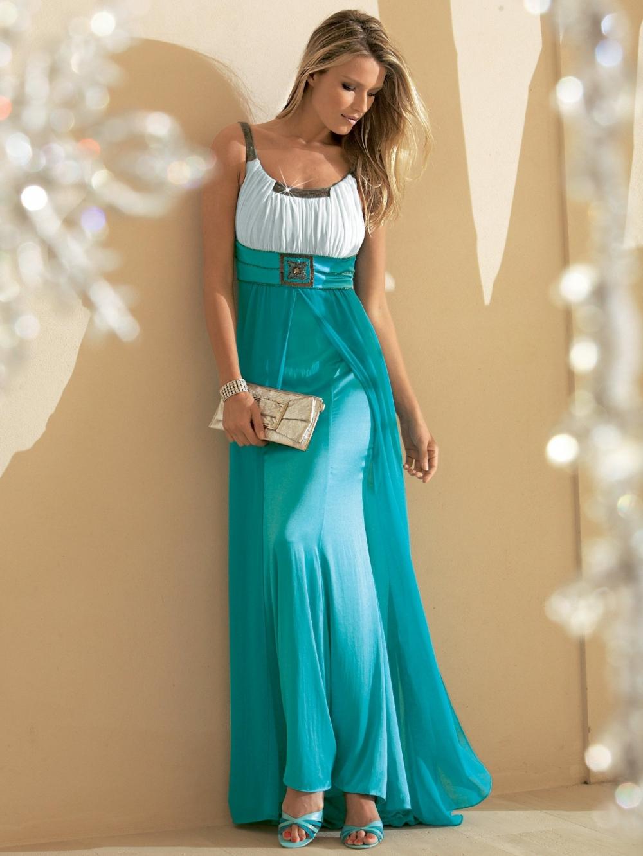 Платье в пол летнее фото на свадьбу