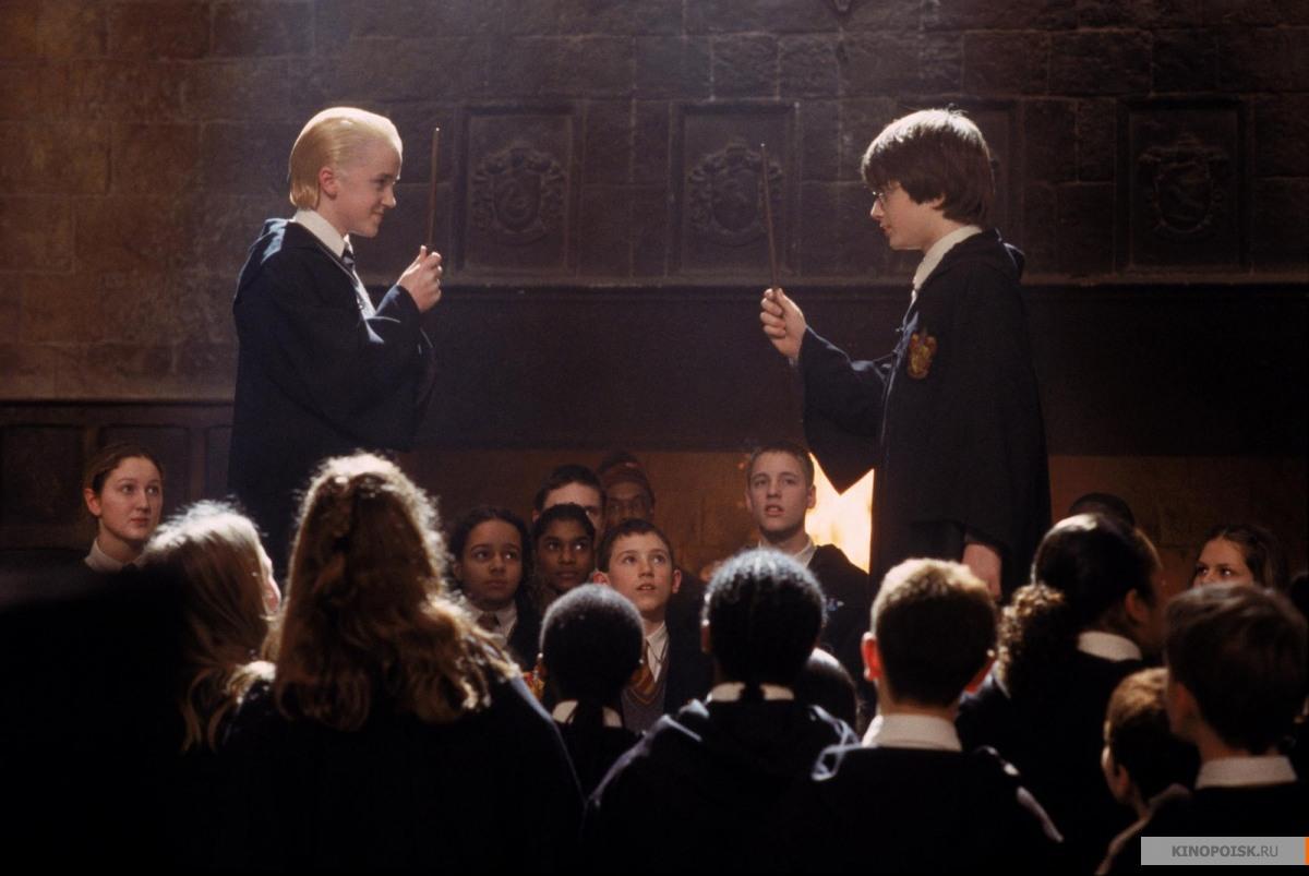 Гарри Поттер и тайная комната (2 2) - смотреть онлайн