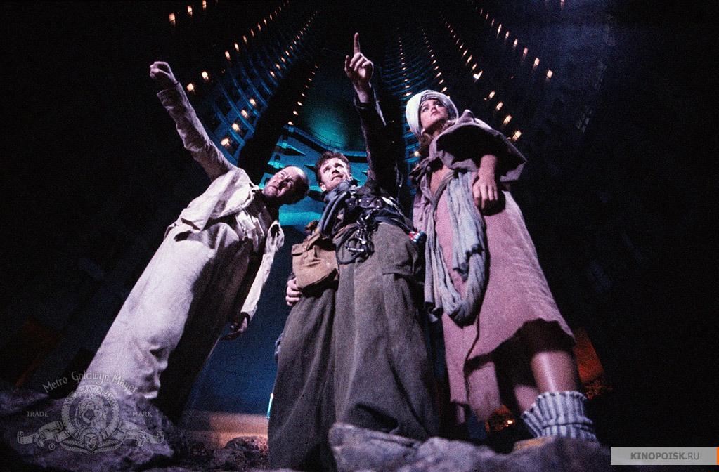 Инопланетянка из Лос-Анджелеса (1988) - смотреть