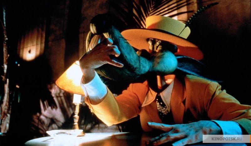 кадр №1 из фильма Маска - смотреть онлайн