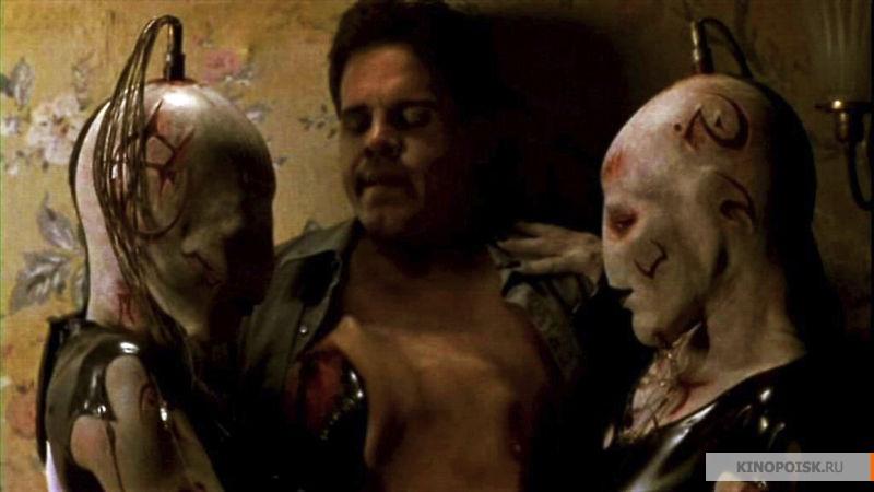 Восставший из ада (серия фильмов) — Википедия