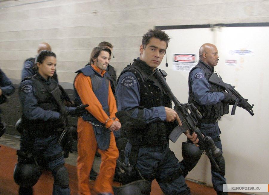 Swat спецназ города ангелов