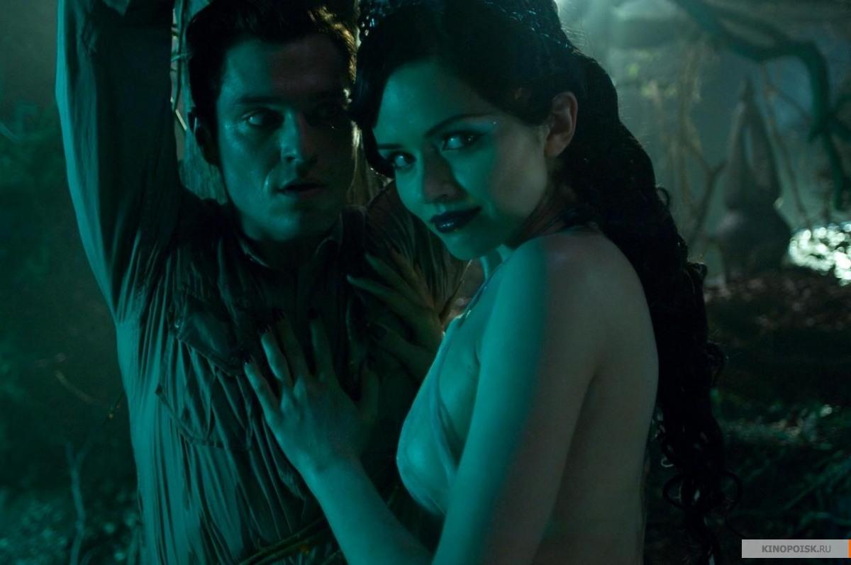 Lesbian evil vampire erotica scenes