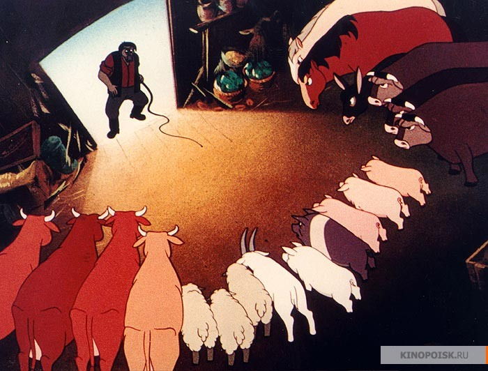 animal farm propaganda thesis