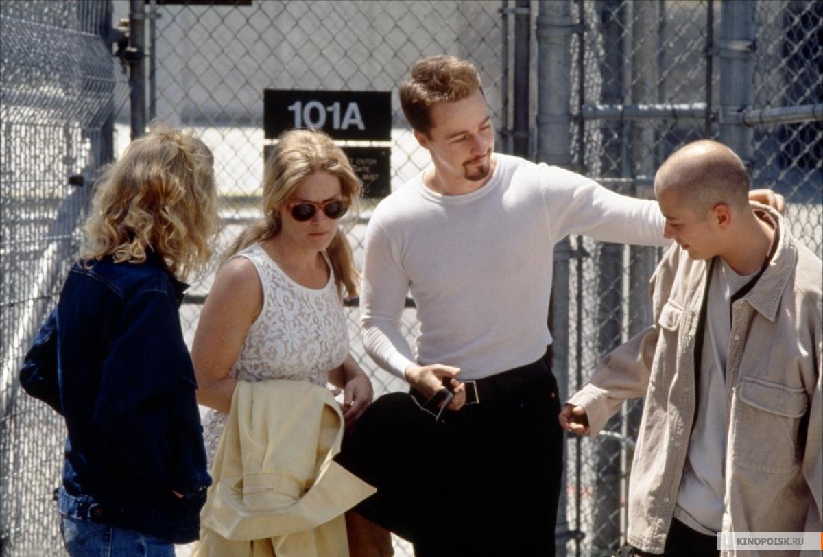 кадр №2 из фильма Американская история Х - смотреть онлайн