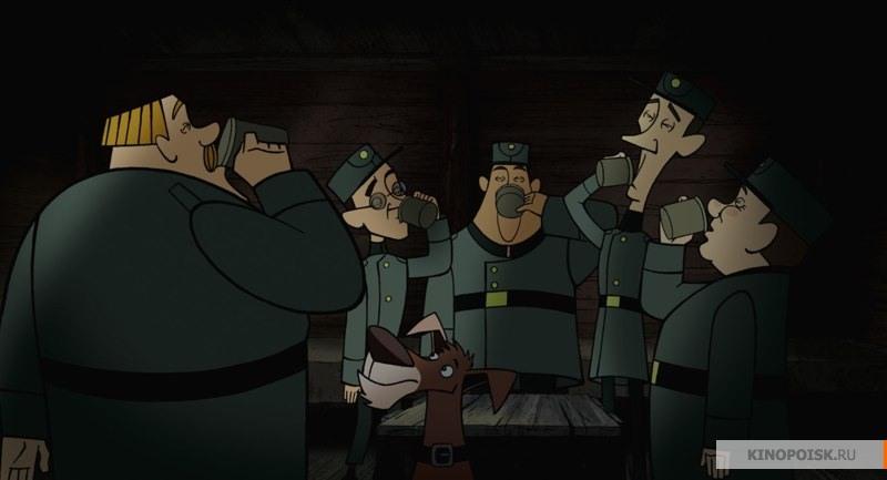 Похождения бравого солдата швейка в картинках 5