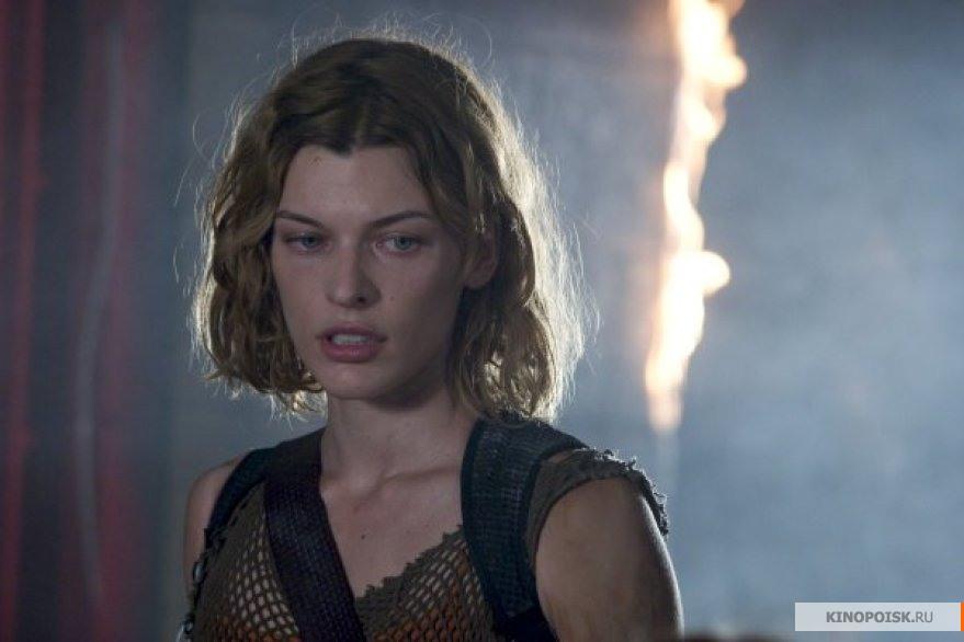 кадр №1 из фильма Обитель зла 2: Апокалипсис - смотреть онлайн