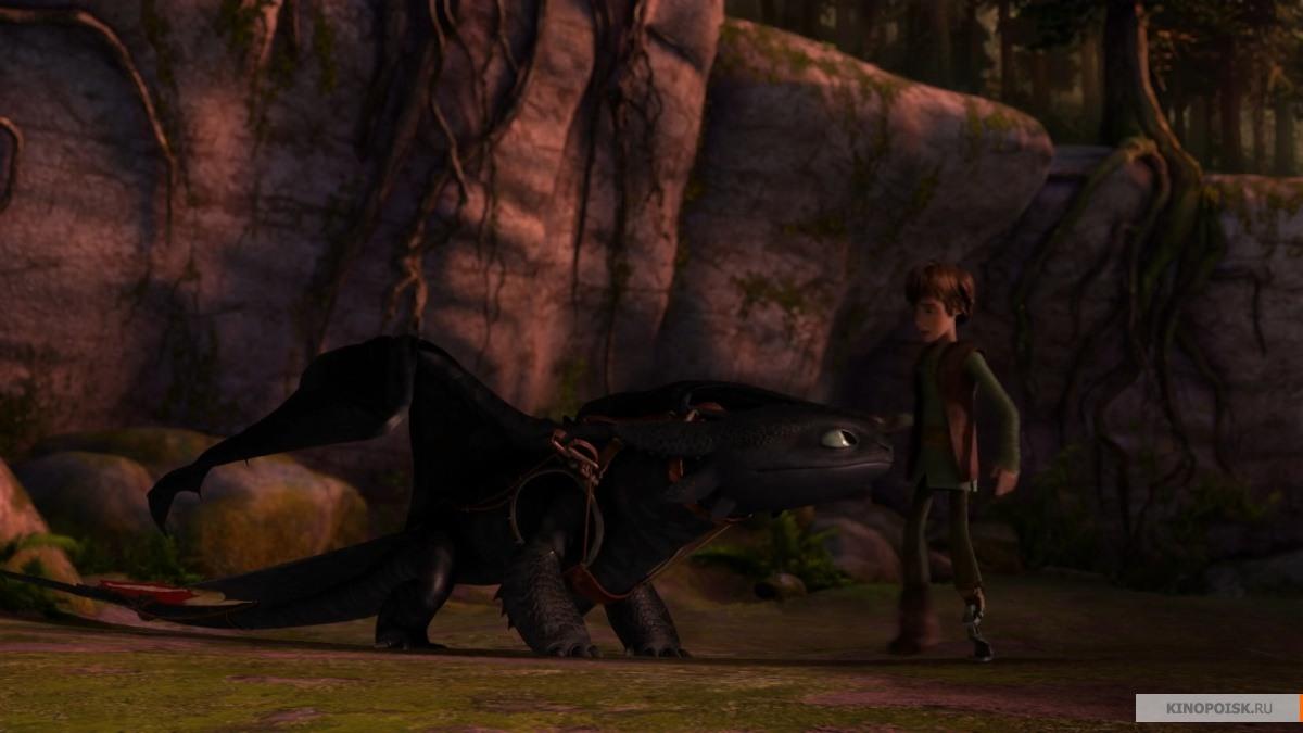 драконы и всадники олуха знакомство