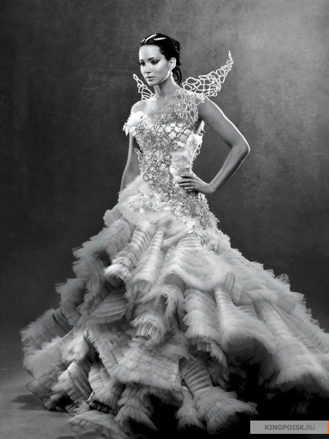 кузя в платье