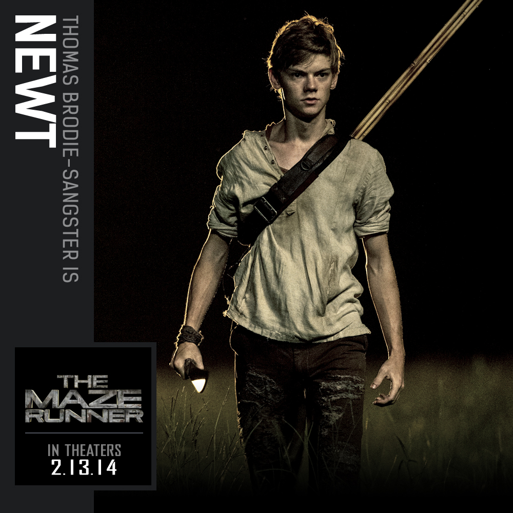 Бегущий в лабиринте /  The Maze Runner (2014) Kinopoisk.ru-The-Maze-Runner-2274068