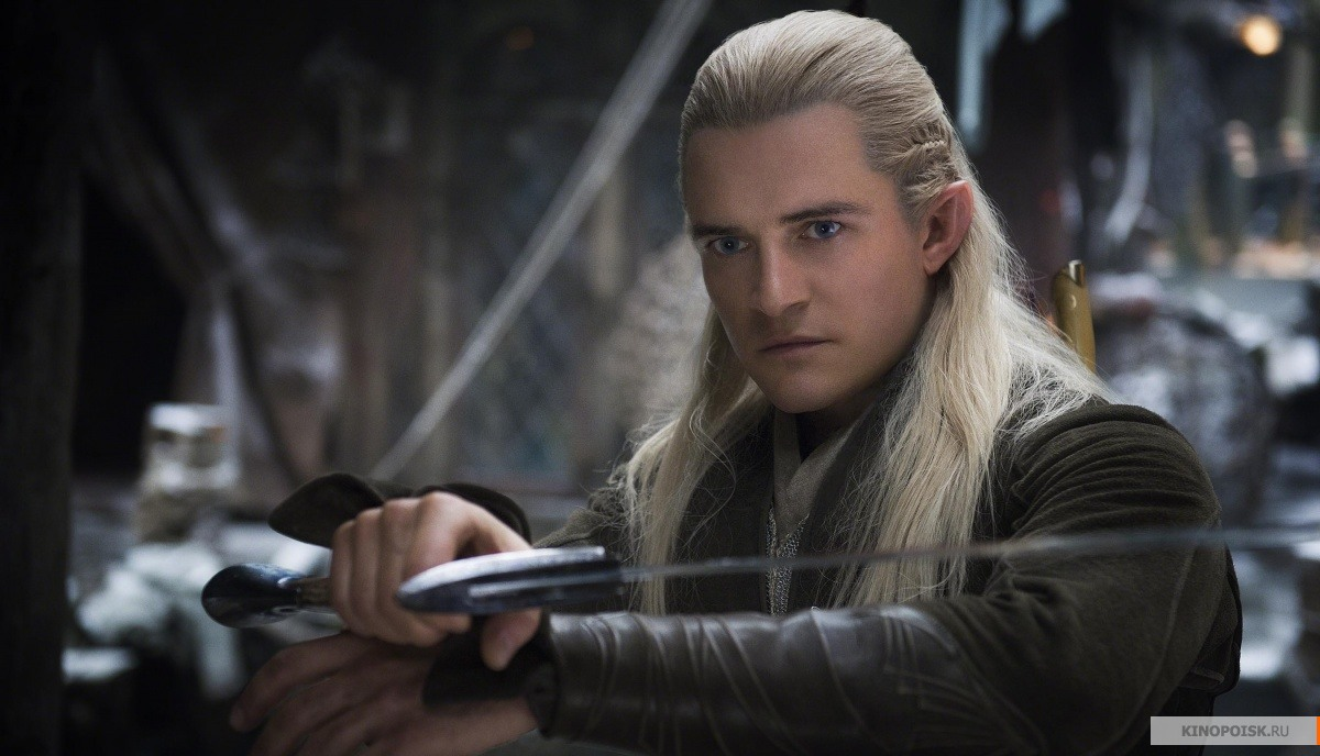 Legolas in Hobbit