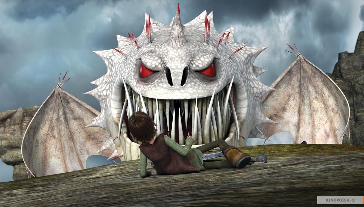 драконы и их всадники олуха игры