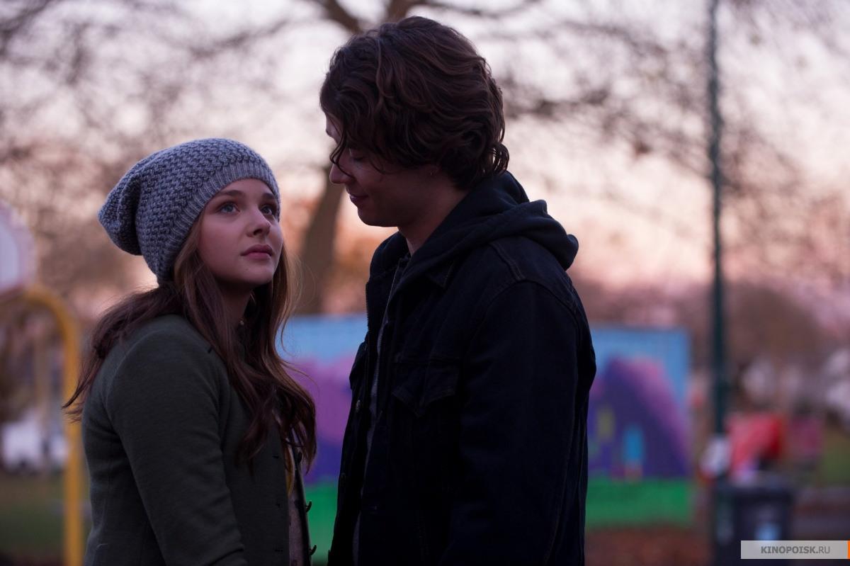 Кадры из фильма Если я останусь (2014)