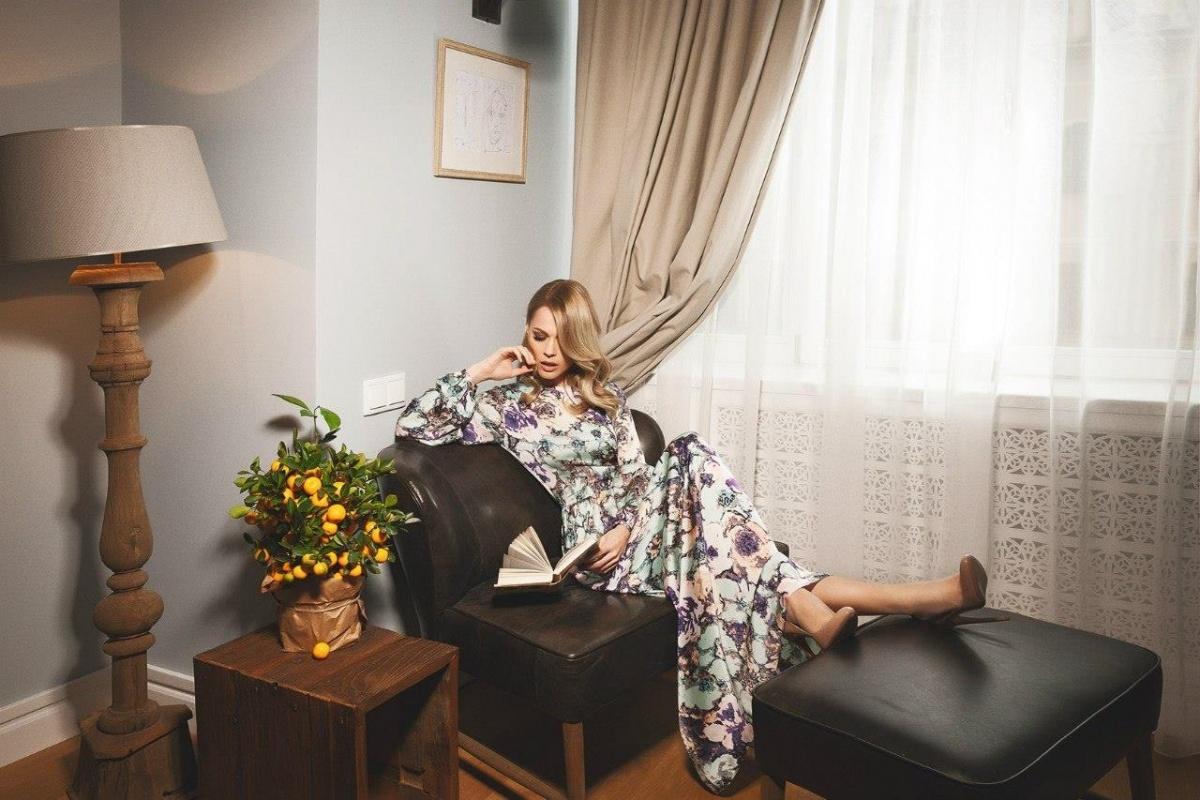 Квартира ольги фреймут фото
