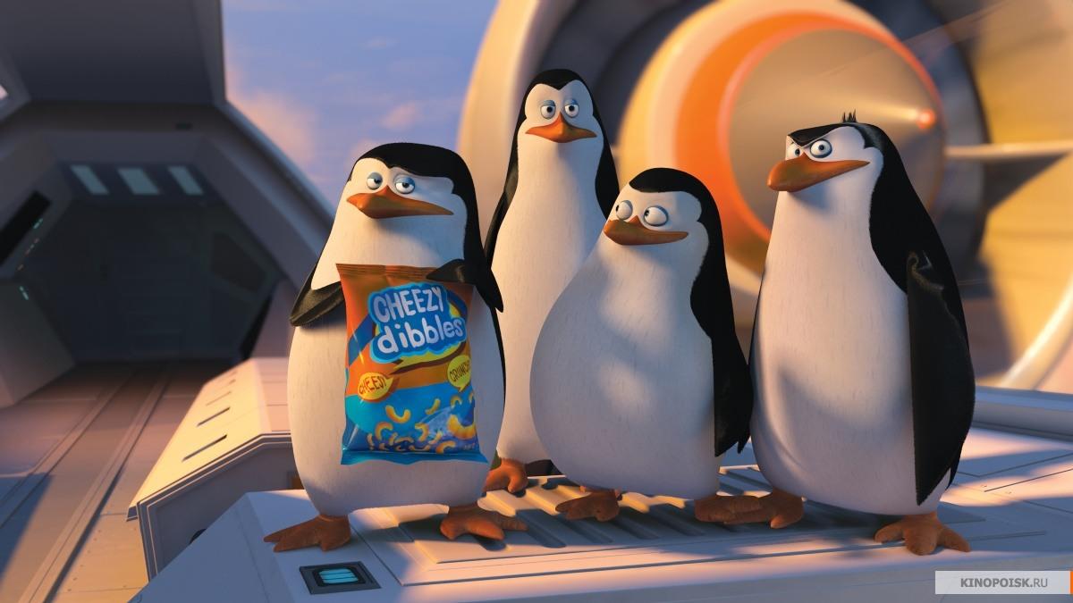 Смотреть пингвины из мадагаскара 11 фотография
