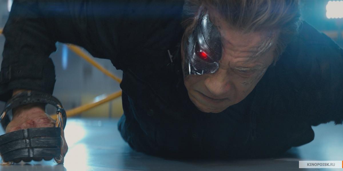 кадр №3 из фильма Терминатор: Генезис / Terminator: Genisys (2015) [HD 720]
