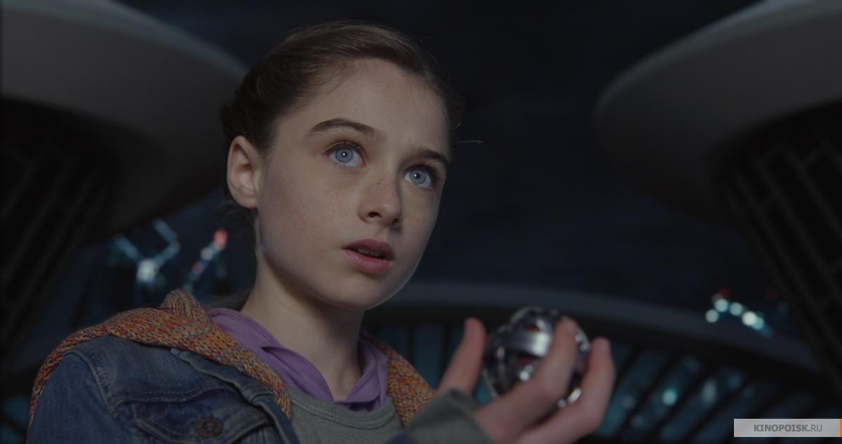кадр №3 из фильма Земля будущего / Tomorrowland (2015) [HD 720]