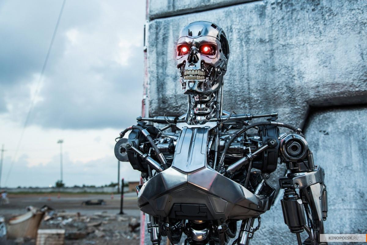 кадр №1 из фильма Терминатор: Генезис / Terminator: Genisys (2015) [HD 720]
