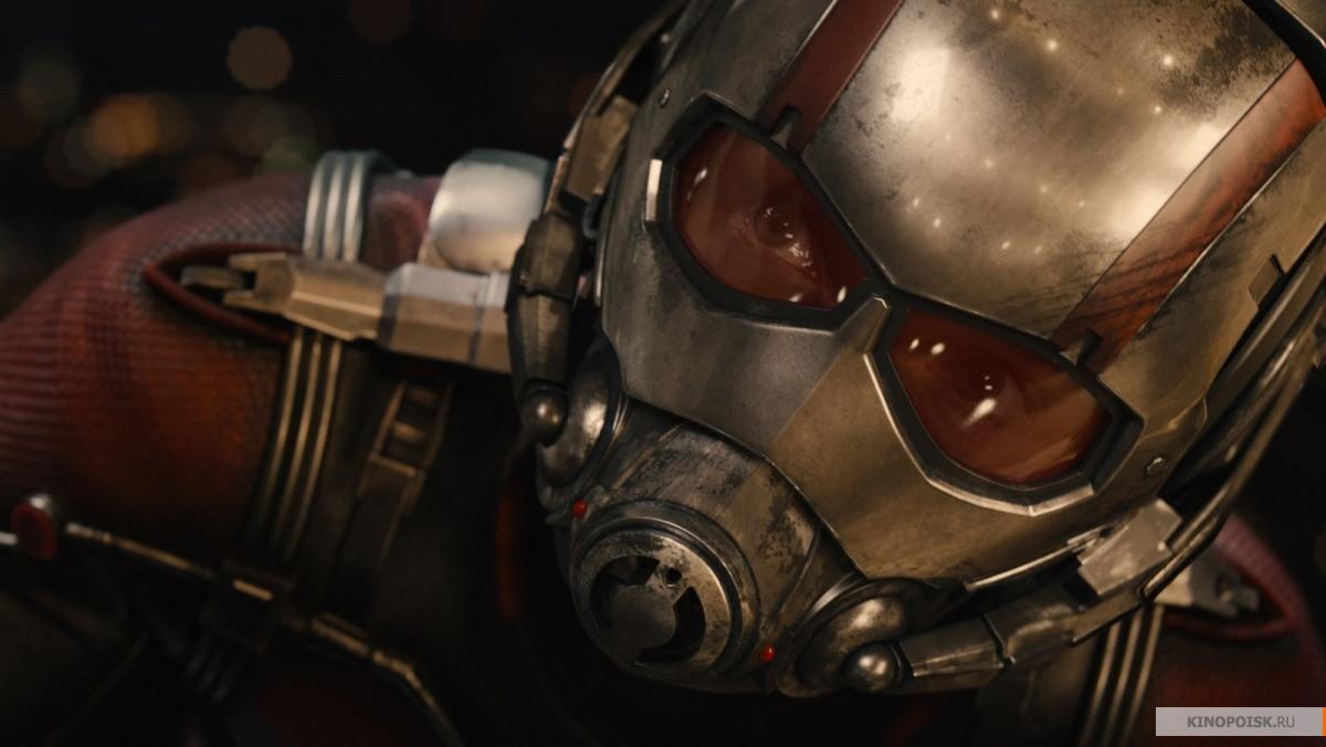 кадр №3 из фильма Человек-муравей / Ant-Man (2015) [HD 720]