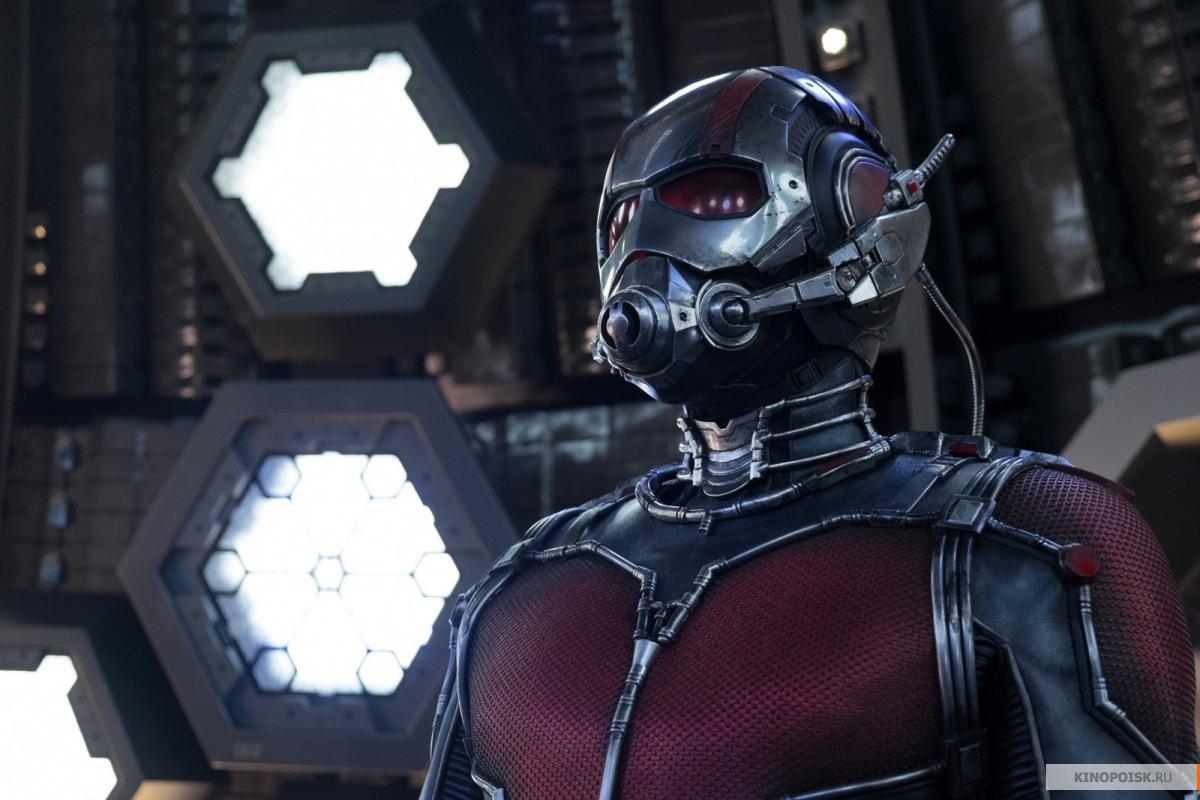 кадр №2 из фильма Человек-муравей / Ant-Man (2015) [HD 720]