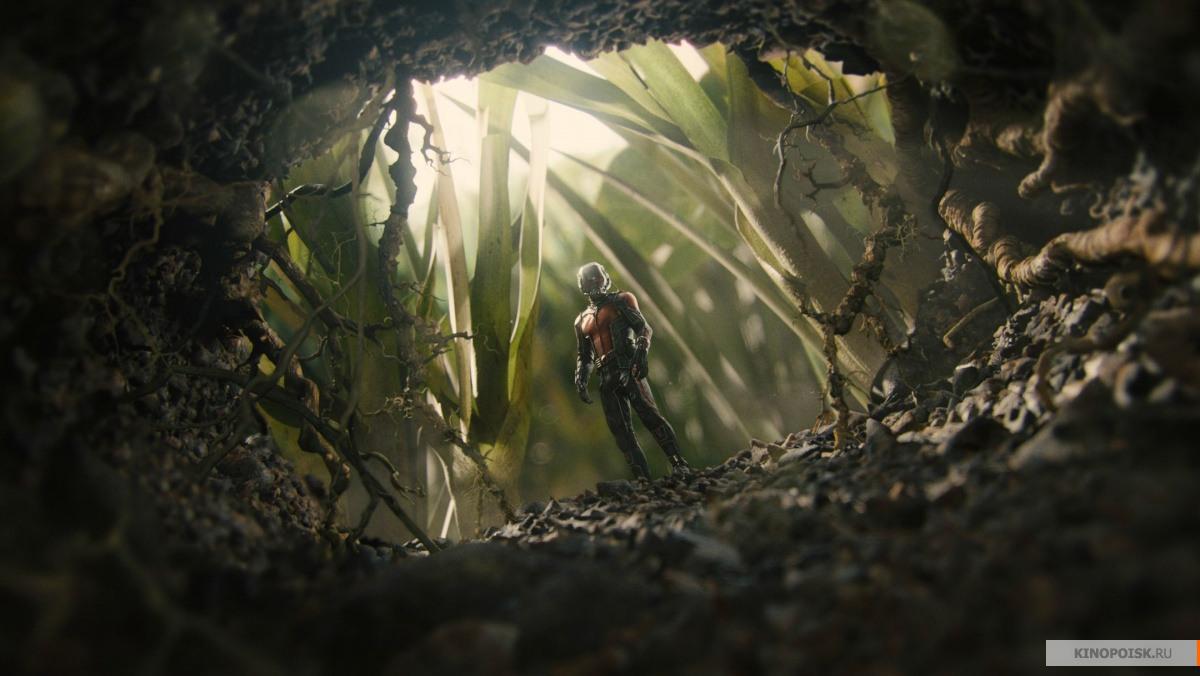 кадр №2 из фильма Человек-муравей