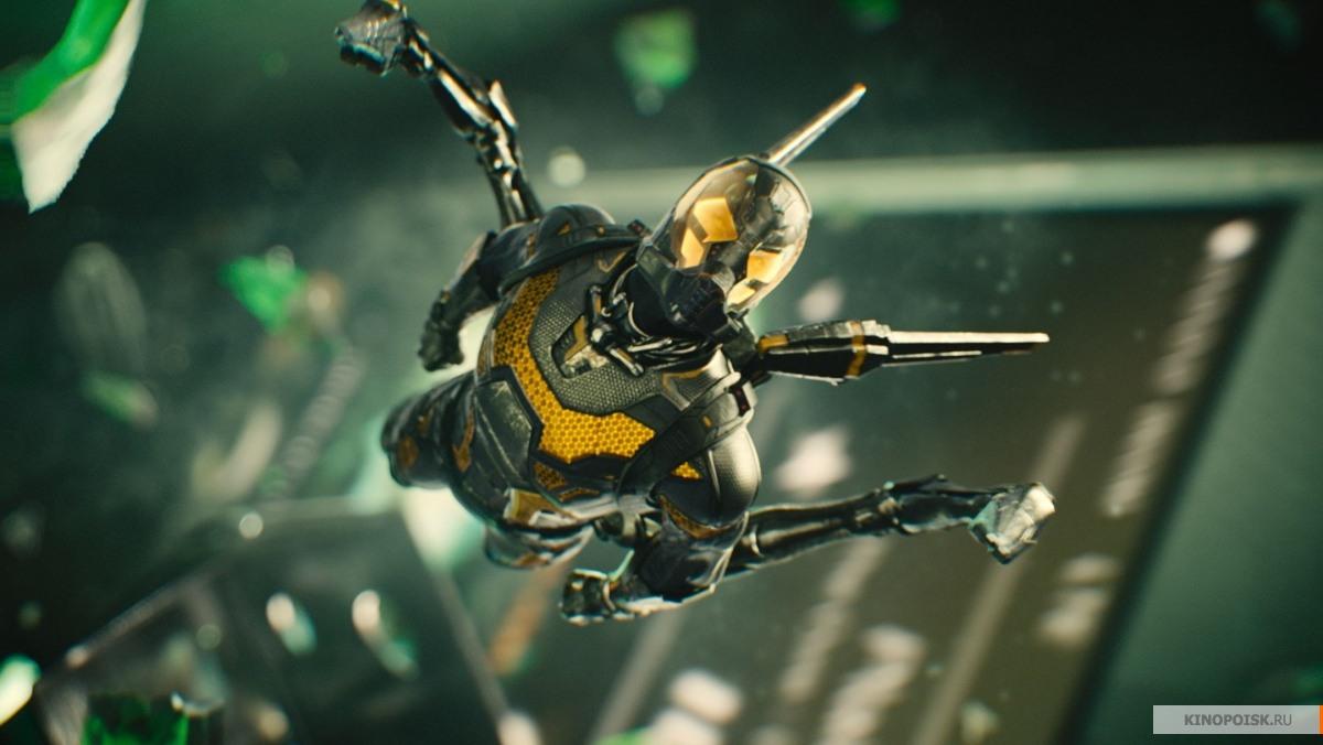 кадр №1 из фильма Человек-муравей