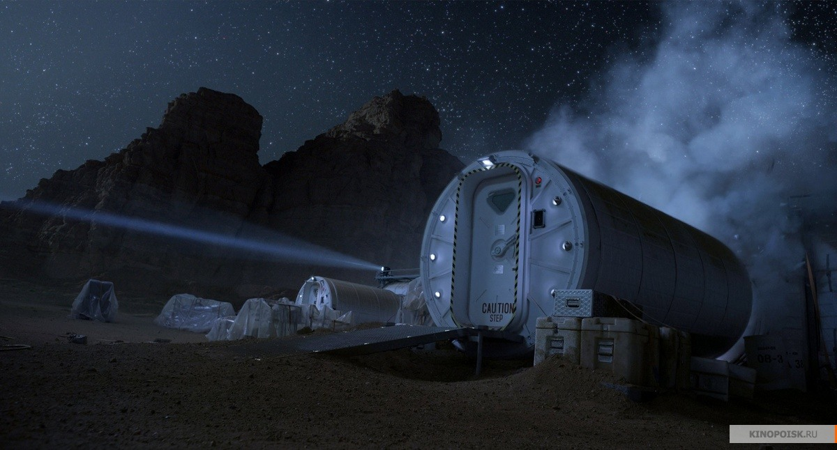 «Марсианин»: Робинзон 2.0 4