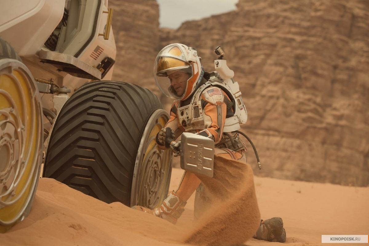 кадр №3 из фильма Марсианин / 2015 [HD 720]