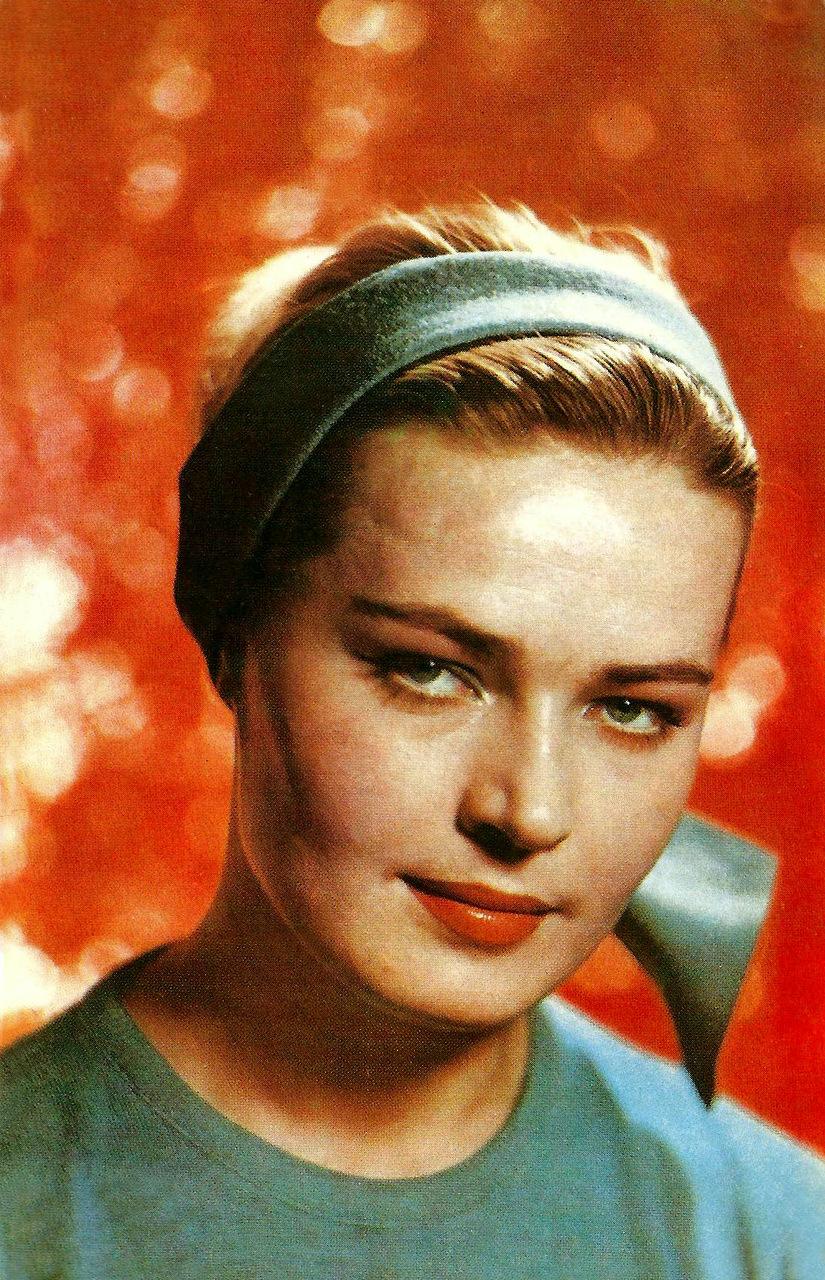 Советская и российская актриса 1 фотография