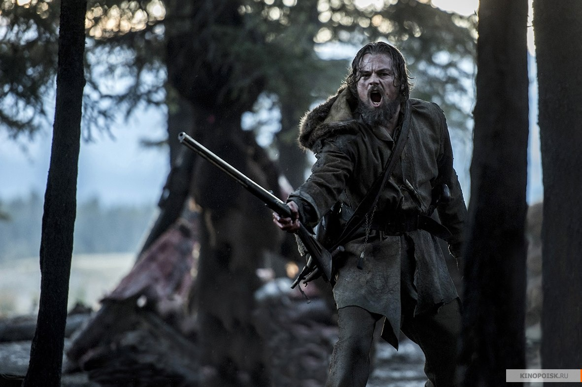 Выживший (2015) кадр 2