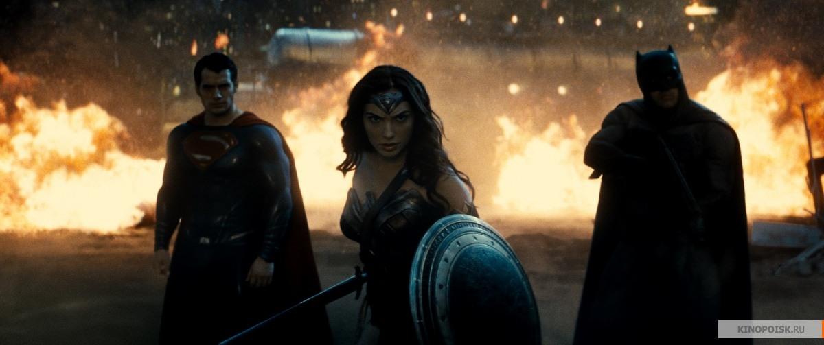 кадр №3 из фильма Бэтмен против Супермена: На заре справедливости (2016)