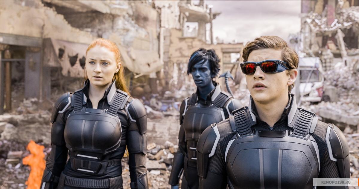 кадр №1 из фильма Люди Икс: Апокалипсис (2016)