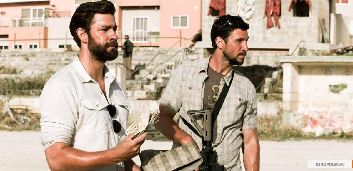 13 годин: Таємні воїни Бенгазі (2016) Український дубляж