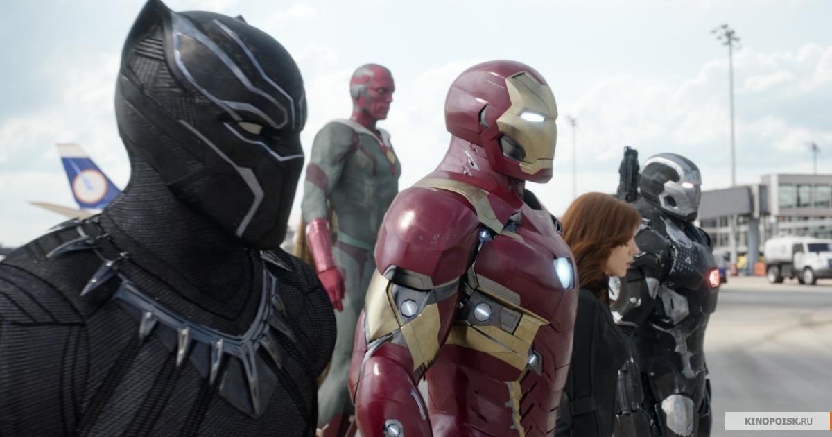 кадр №3 из фильма Первый мститель: Противостояние (2016)