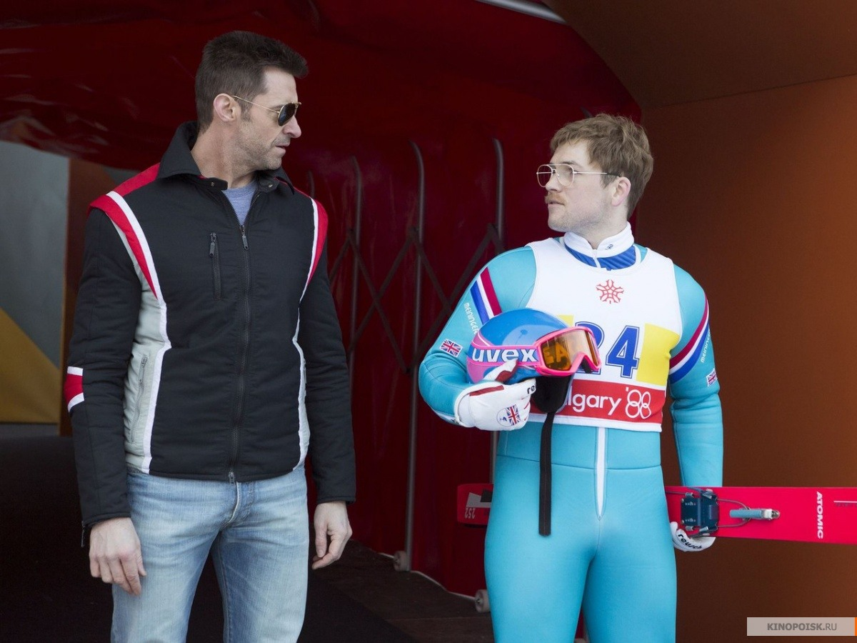 «Эдди «Орел»: самый быстрый способ попасть на олимпиаду 2