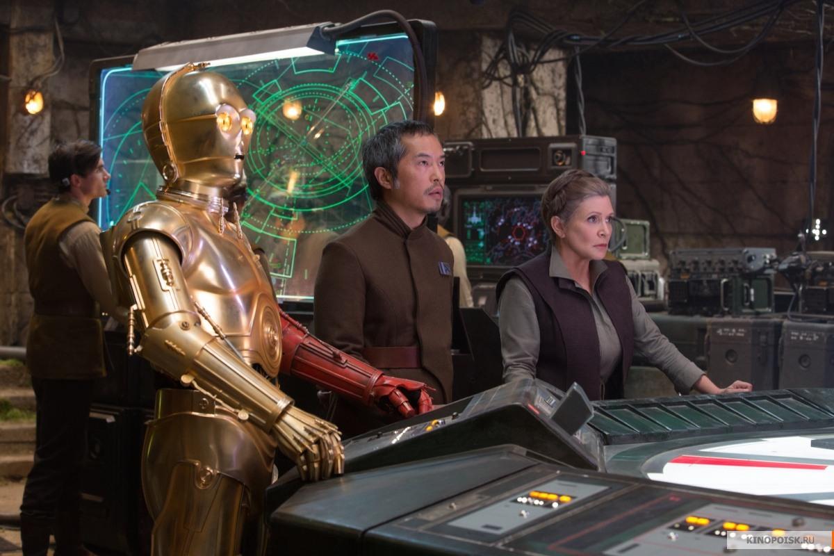 кадр №3 из фильма Звёздные войны: Пробуждение силы