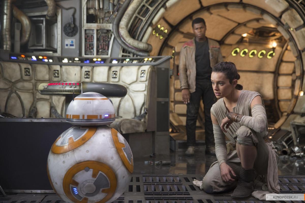 кадр №2 из фильма Звёздные войны: Пробуждение силы