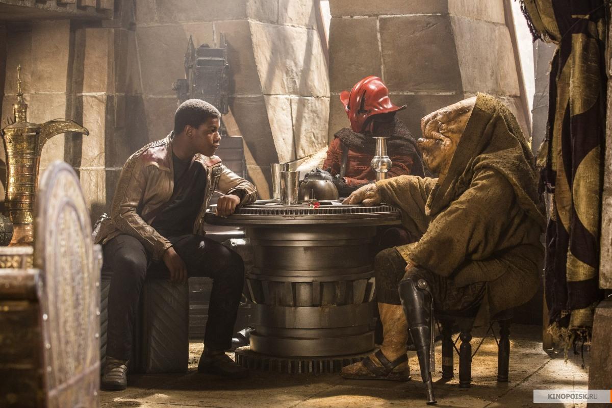 кадр №1 из фильма Звёздные войны: Пробуждение силы