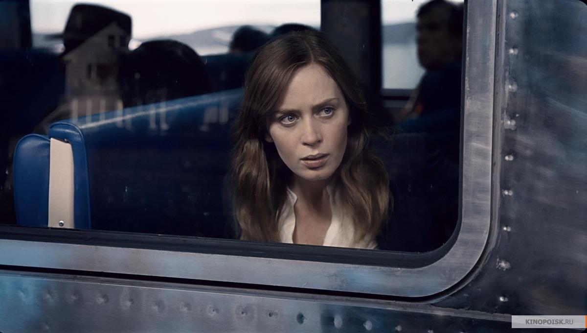 Дівчина у потягу (2016)