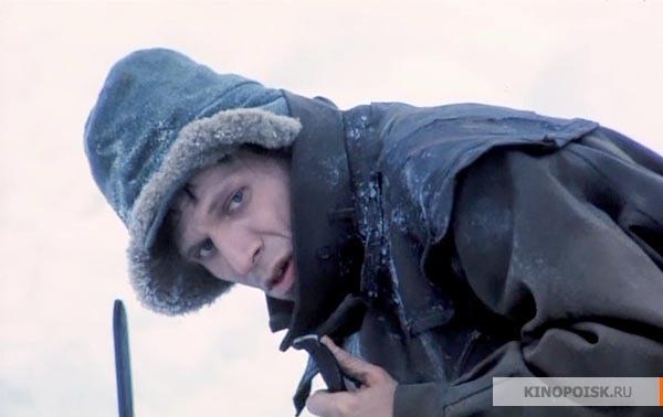 кадр №2 из фильма Стрелочник - смотреть онлайн