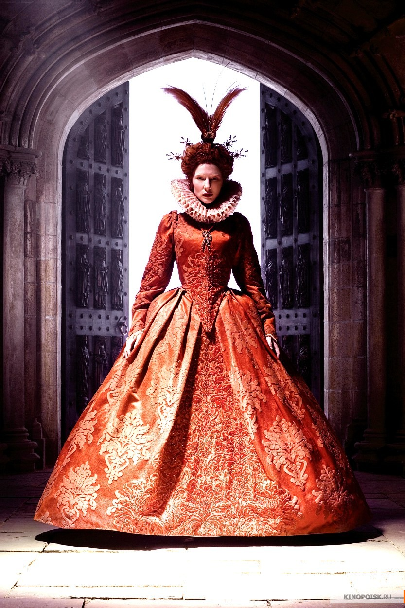 Фото платьев королевы елизаветы 1