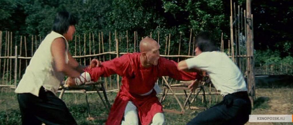 кадр №1 из фильма Мастер кунг-фу - смотреть онлайн