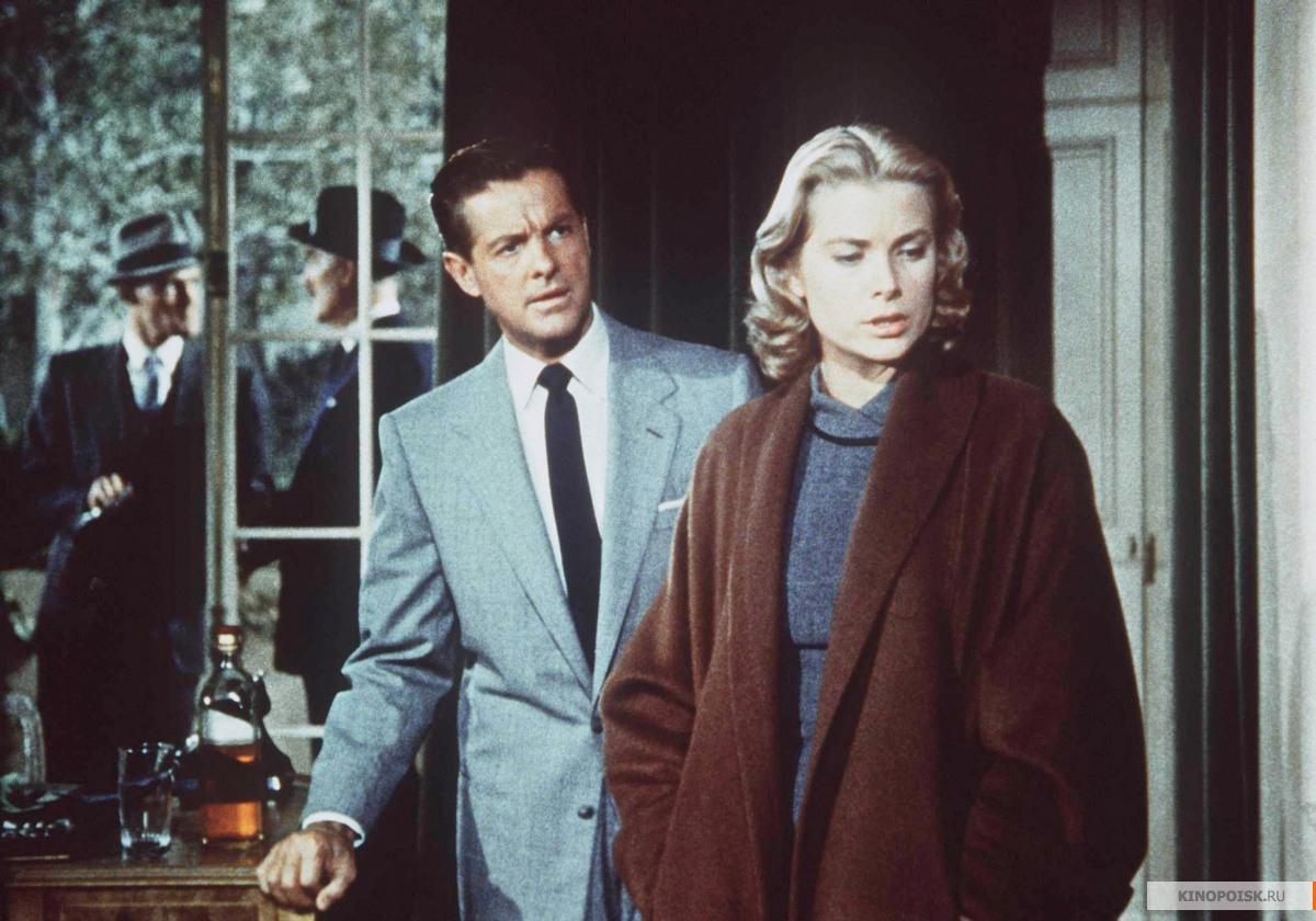 В случае убийства набирайте «М» (1954) смотреть