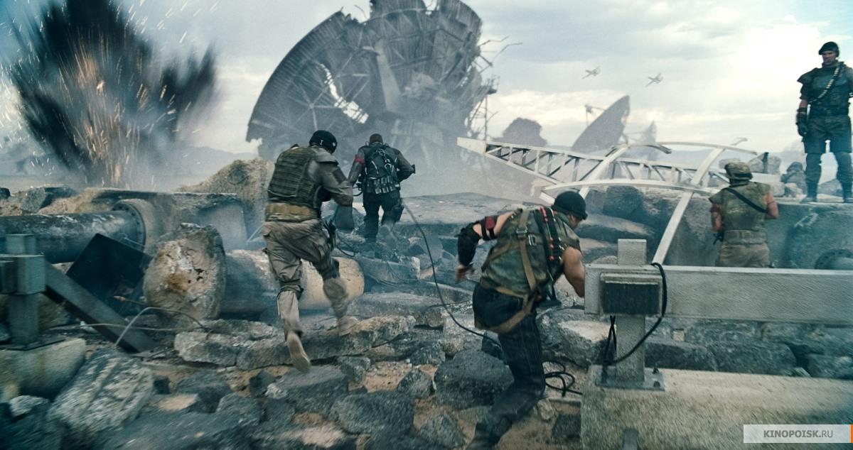 кадр №3 из фильма Терминатор 4: Да придёт спаситель - смотреть онлайн