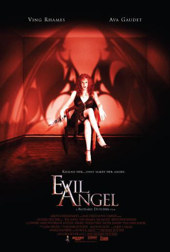 Привет постер фильмa ангел зла 2009