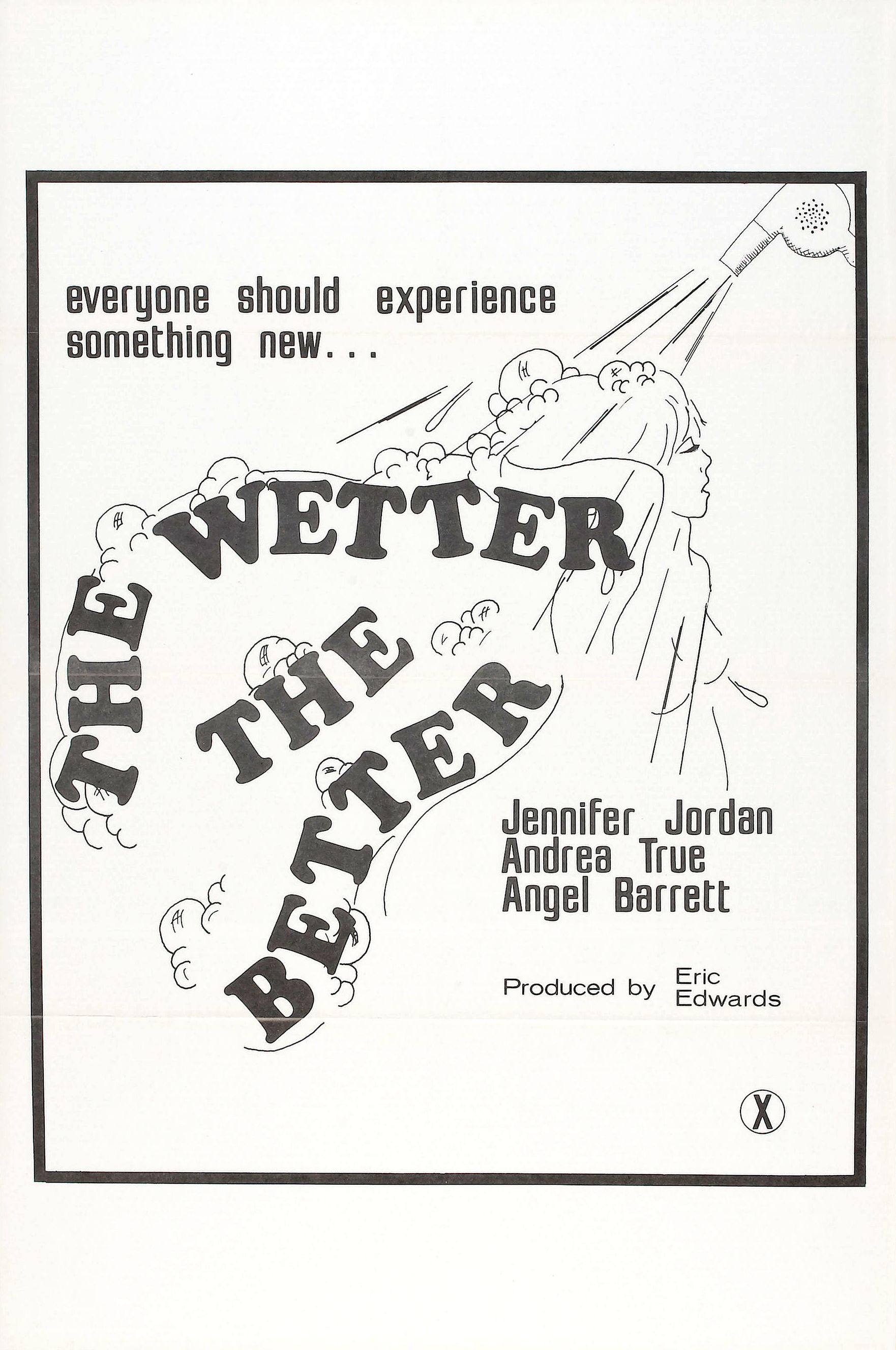 Смотреть the wetter the better 3 фотография