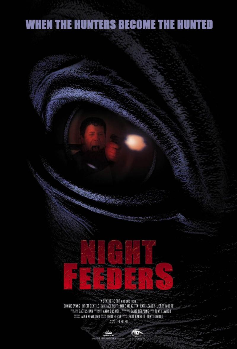 Название Вторжение / Night Feeders Длительность 83 мин. Год 2006